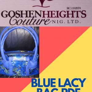 HANDMADE BLUE LACY BAG PDF DOWNLOAD