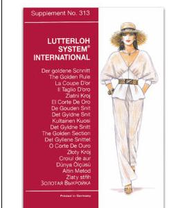 LUTTERLOH PATTERN SUPPLEMENT 313